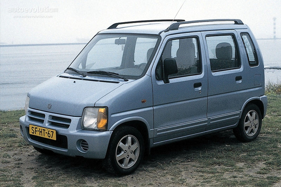 suzuki wagon r specs photos 1997 1998 1999 2000 autoevolution. Black Bedroom Furniture Sets. Home Design Ideas