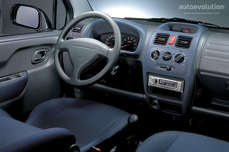 Suzuki wagon r 2003 2004 2005 2006 2007 autoevolution