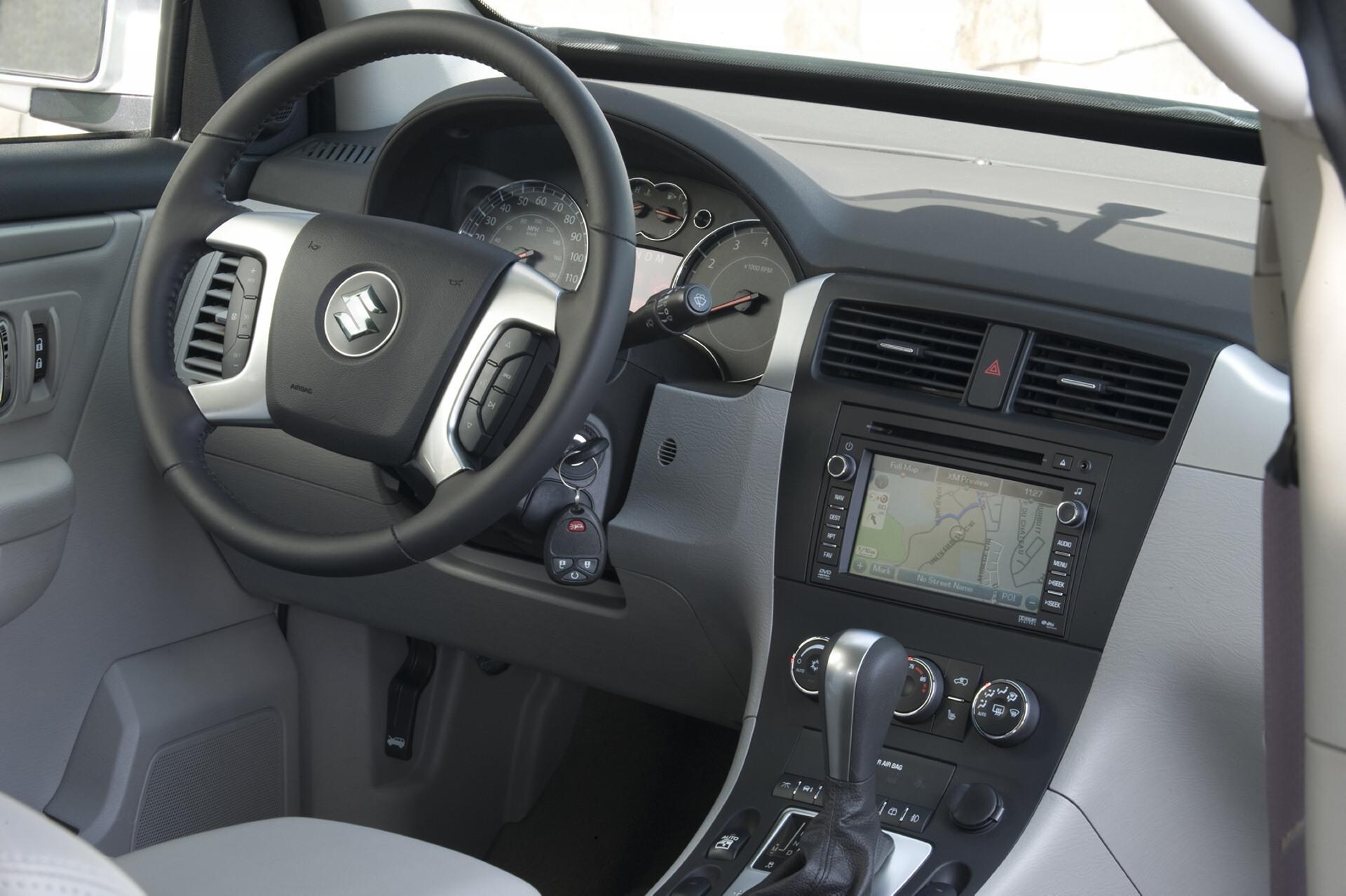 Suzuki Xl Luxury Edition