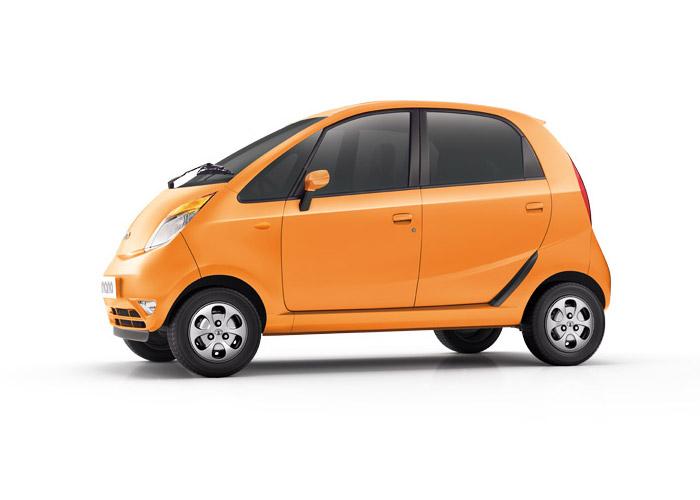 Tata Motors Nano Specs 2008 2009 2010 2011 2012