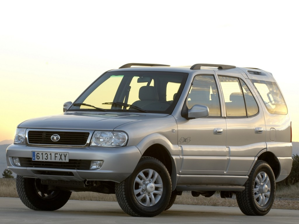 Tata Motors Safari Specs  U0026 Photos