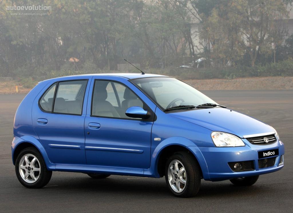 Tata Motors Indica Specs Amp Photos 1998 1999 2000 2001