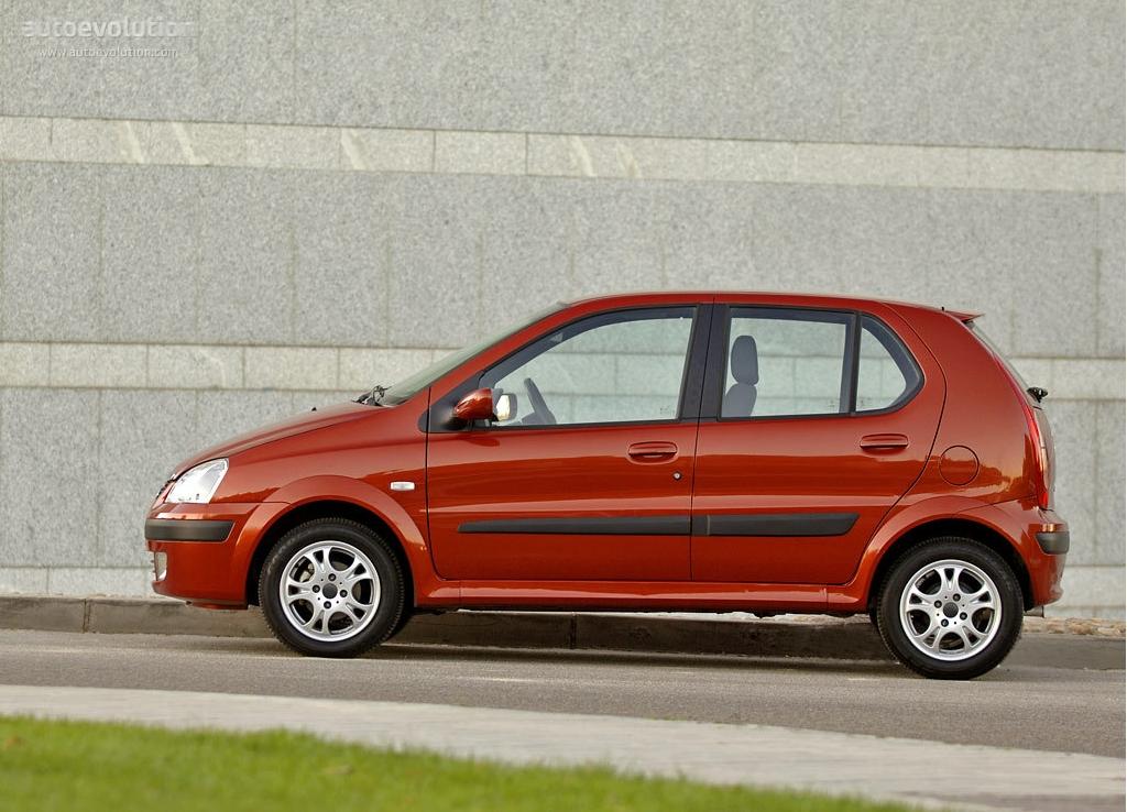 Tata Motors Indica 1998 1999 2000 2001 2002 2003