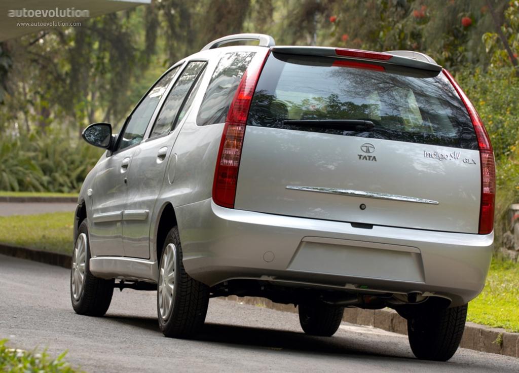 Tata Motors Indigo Sw Specs 2004 2005 2006 2007 2008