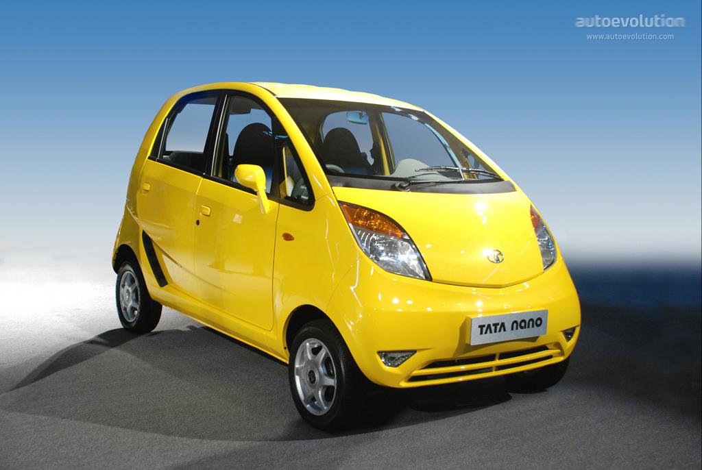 Tata Motors Nano Specs Amp Photos 2008 2009 2010 2011