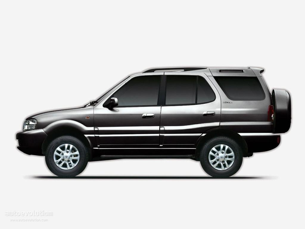 Tata Motors Safari 2005 2006 2007 2008 2009 2010 Autoevolution