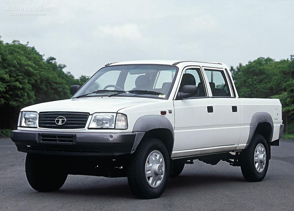 Tata Motors Telcoline Double Cab 1988 1989 1990 1991