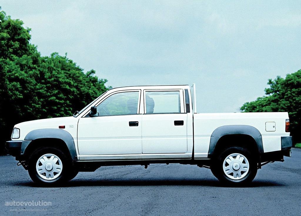 Tata Motors Telcoline Double Cab Specs 1988 1989 1990