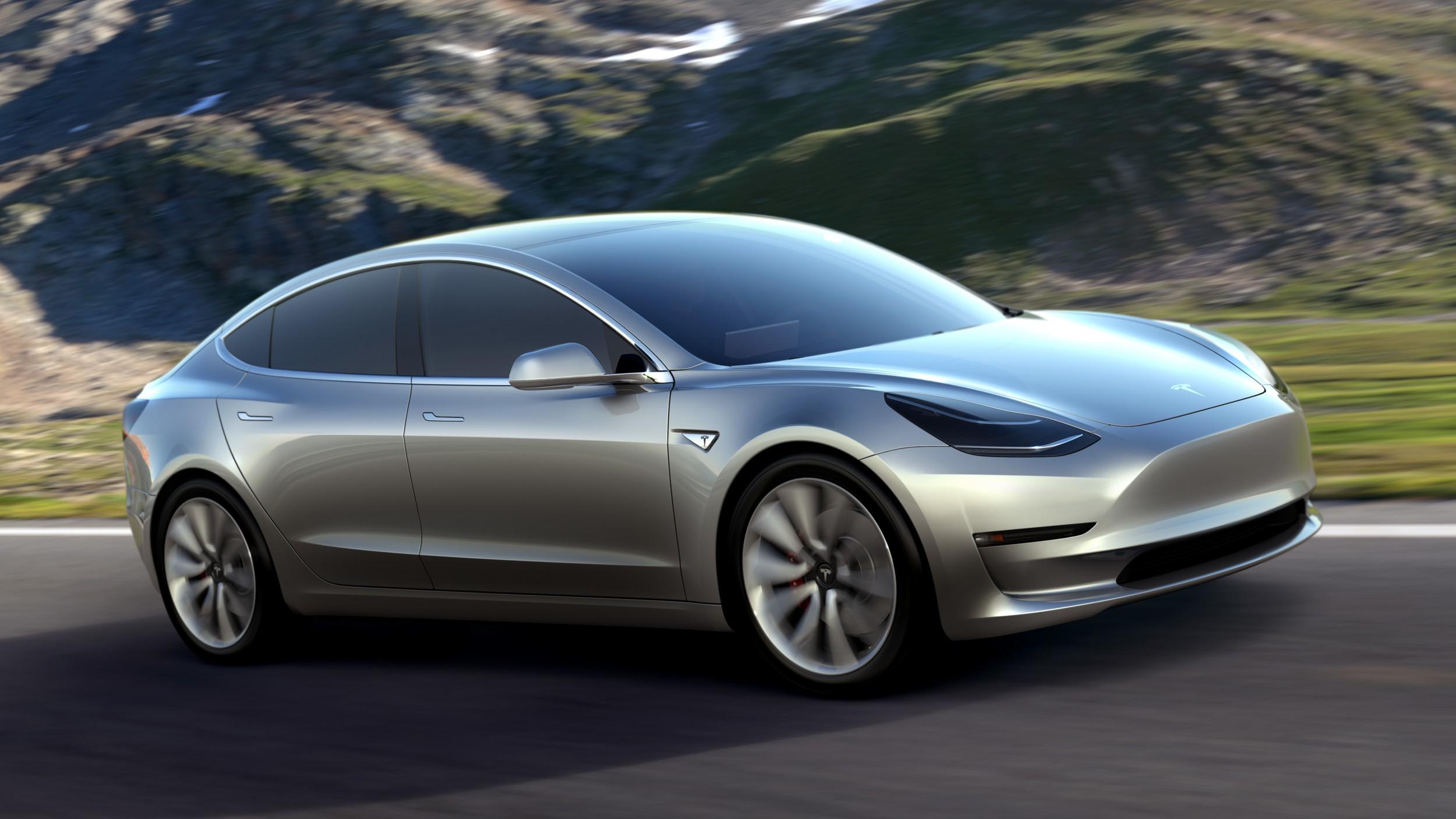 Tesla Motors Model 3 Specs 2017 Autoevolution