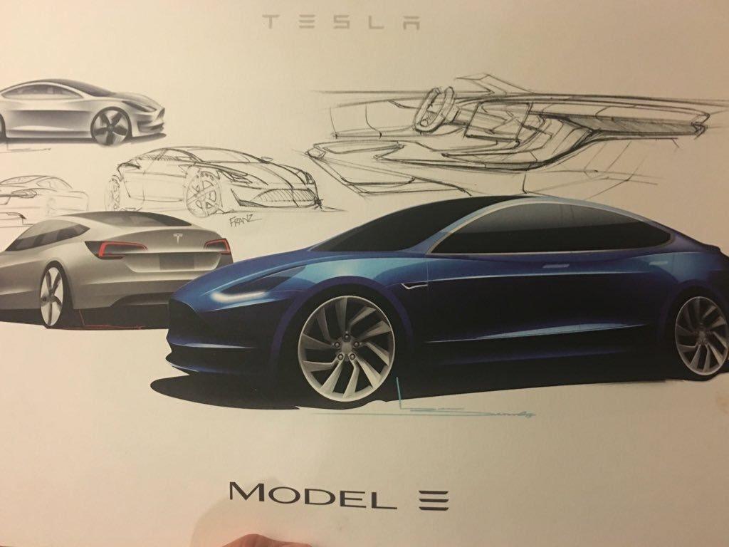 Tesla motors model 3 specs 2017 2018 autoevolution for S and s motors
