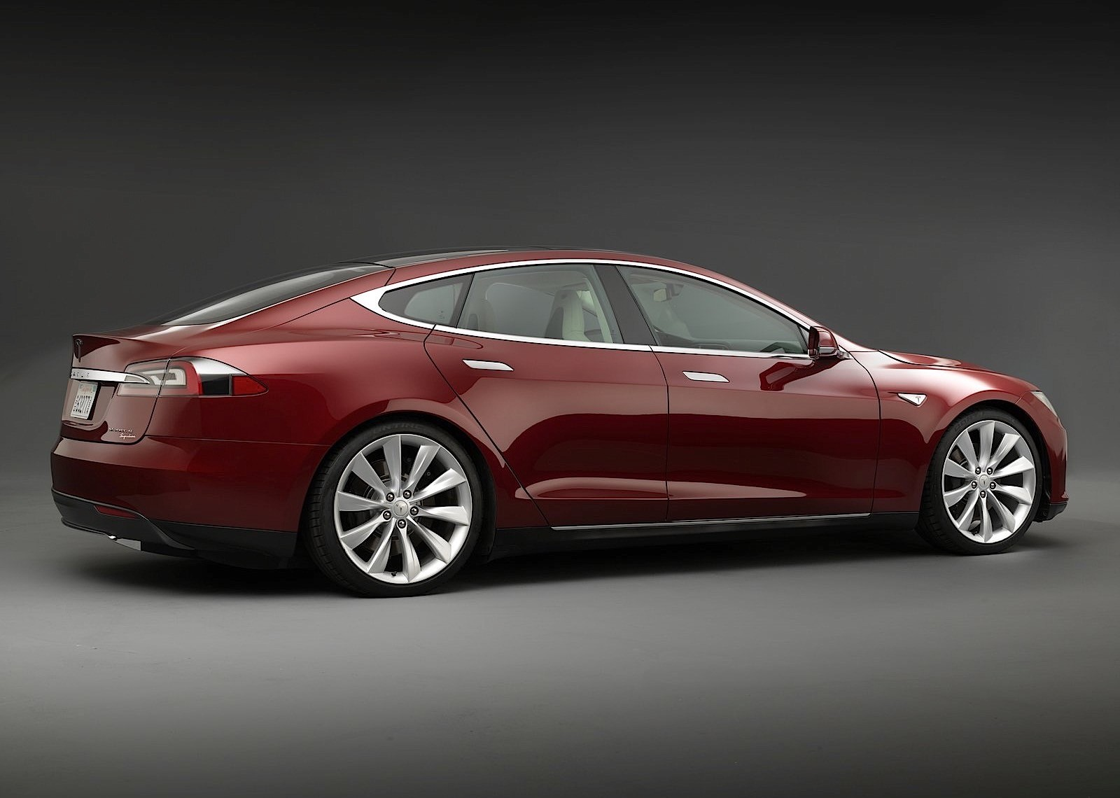 tesla motors model s 2012 2013 2014 2015 2016 autoevolution. Black Bedroom Furniture Sets. Home Design Ideas