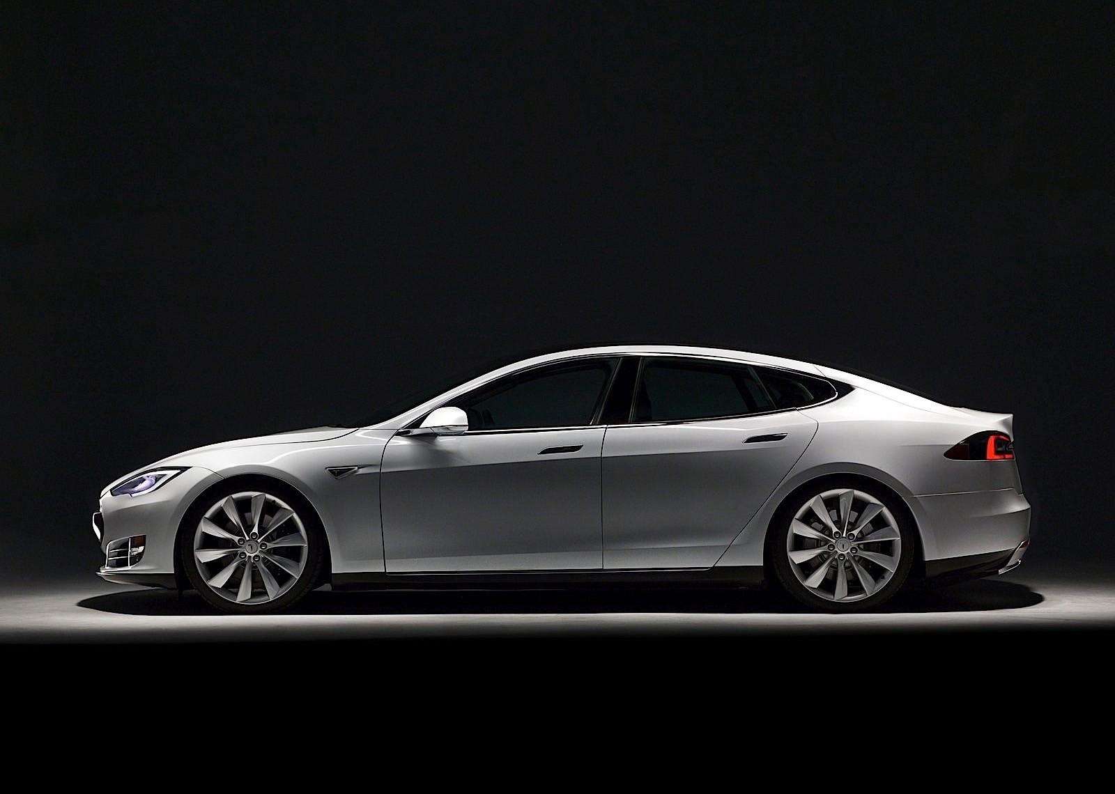 Tesla Image: 2012, 2013, 2014, 2015, 2016