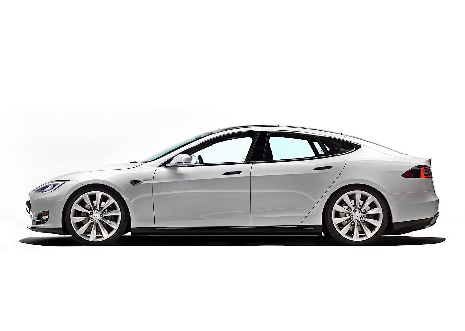 Tesla Motors Model S Specs 2012 2013 2014 2015 2016