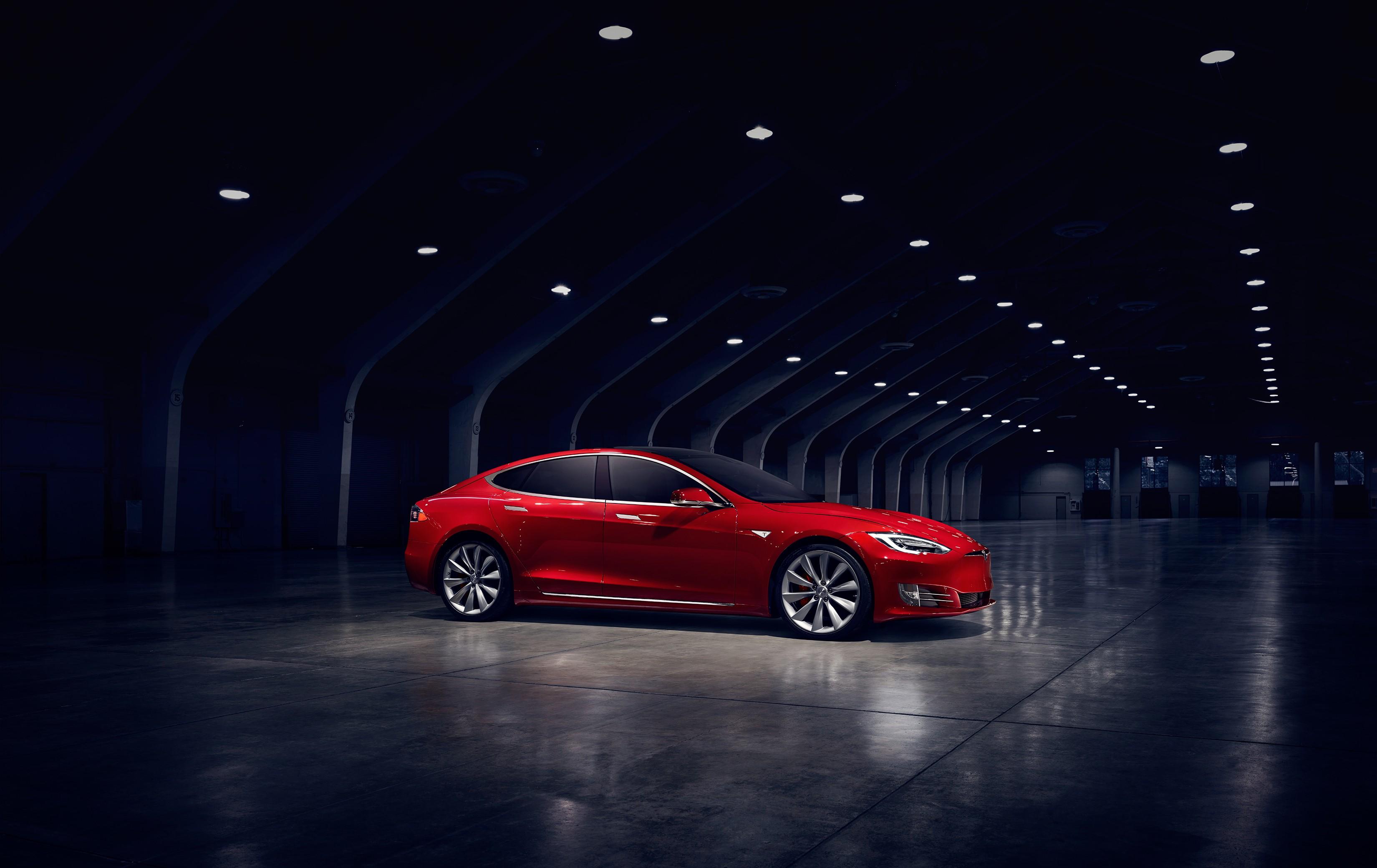 Tesla Motors Model S Specs 2016 2017 Autoevolution