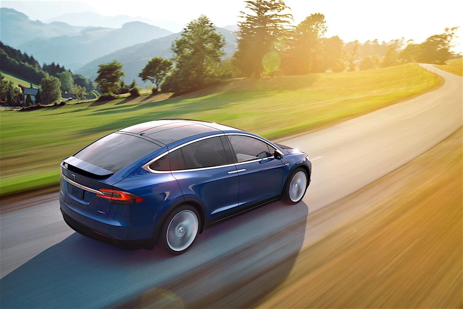 Tesla Motors Model X 2017 Present