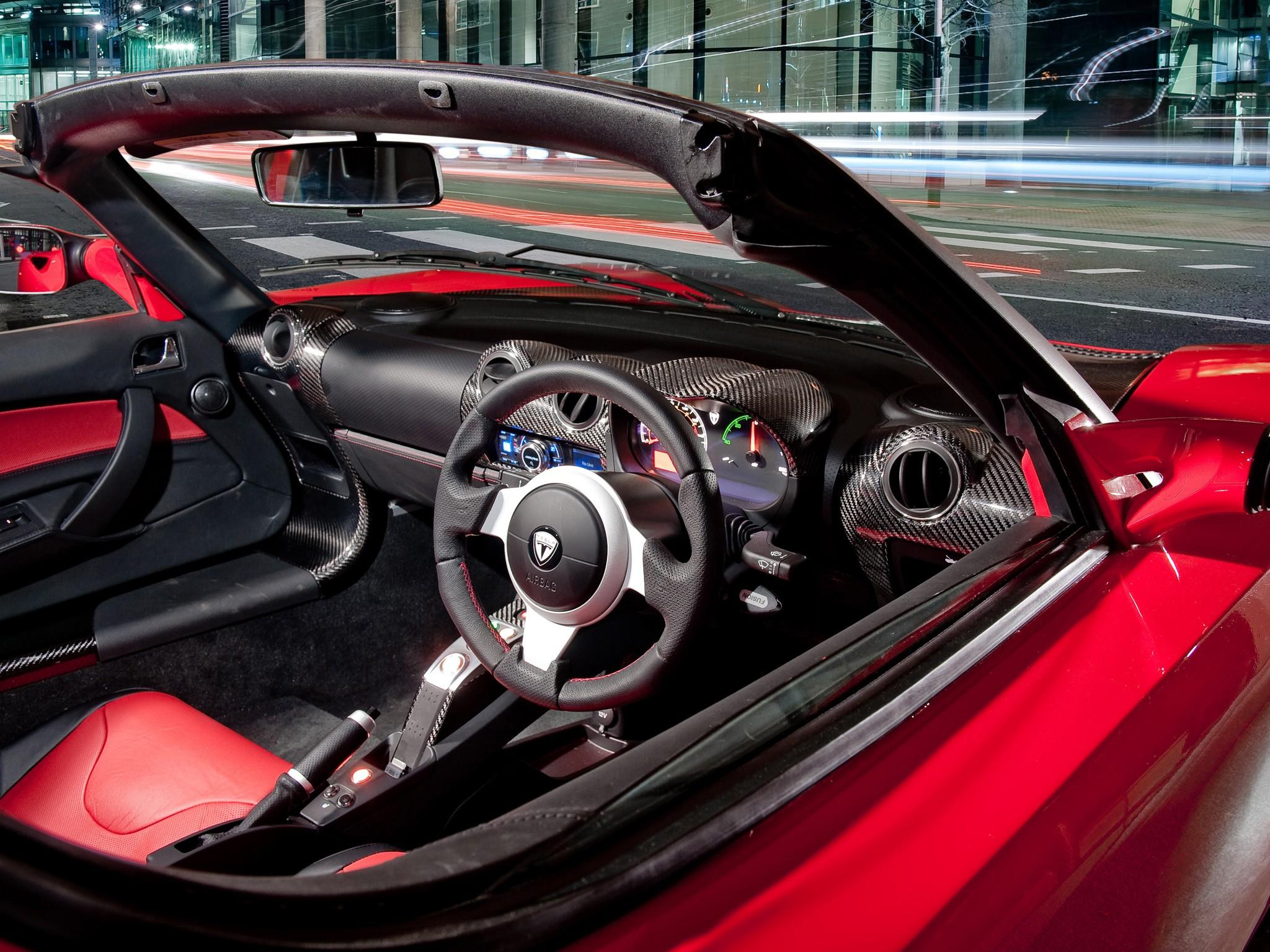 tesla motors roadster 2009 2010 2011 2012 autoevolution. Black Bedroom Furniture Sets. Home Design Ideas