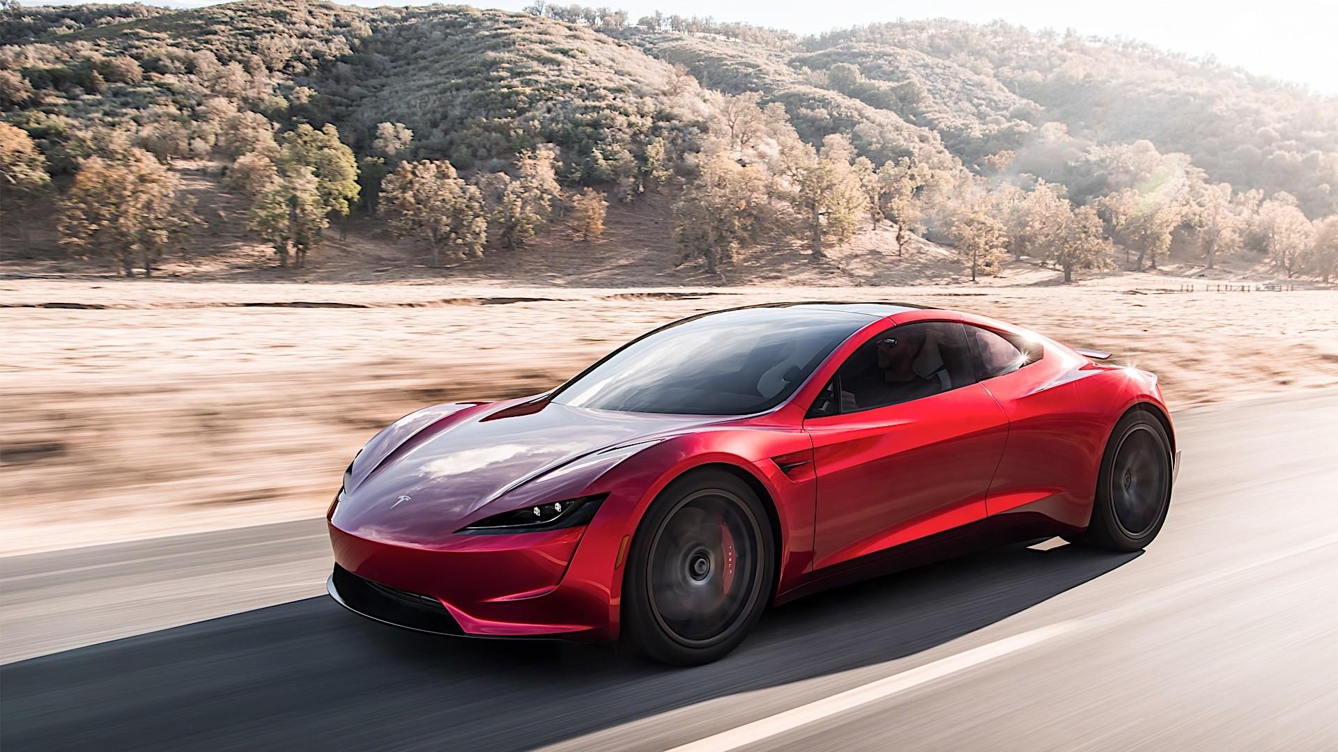 Tesla Motors Roadster Specs 2018 Autoevolution