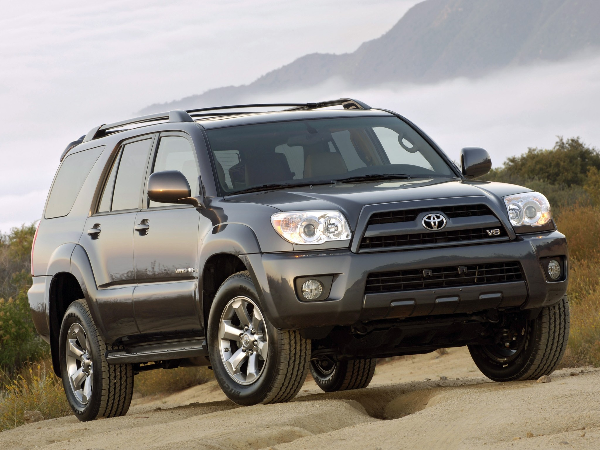 2012 Ford Escape Black Rims >> TOYOTA 4Runner specs - 2003, 2004, 2005, 2006, 2007, 2008, 2009 - autoevolution