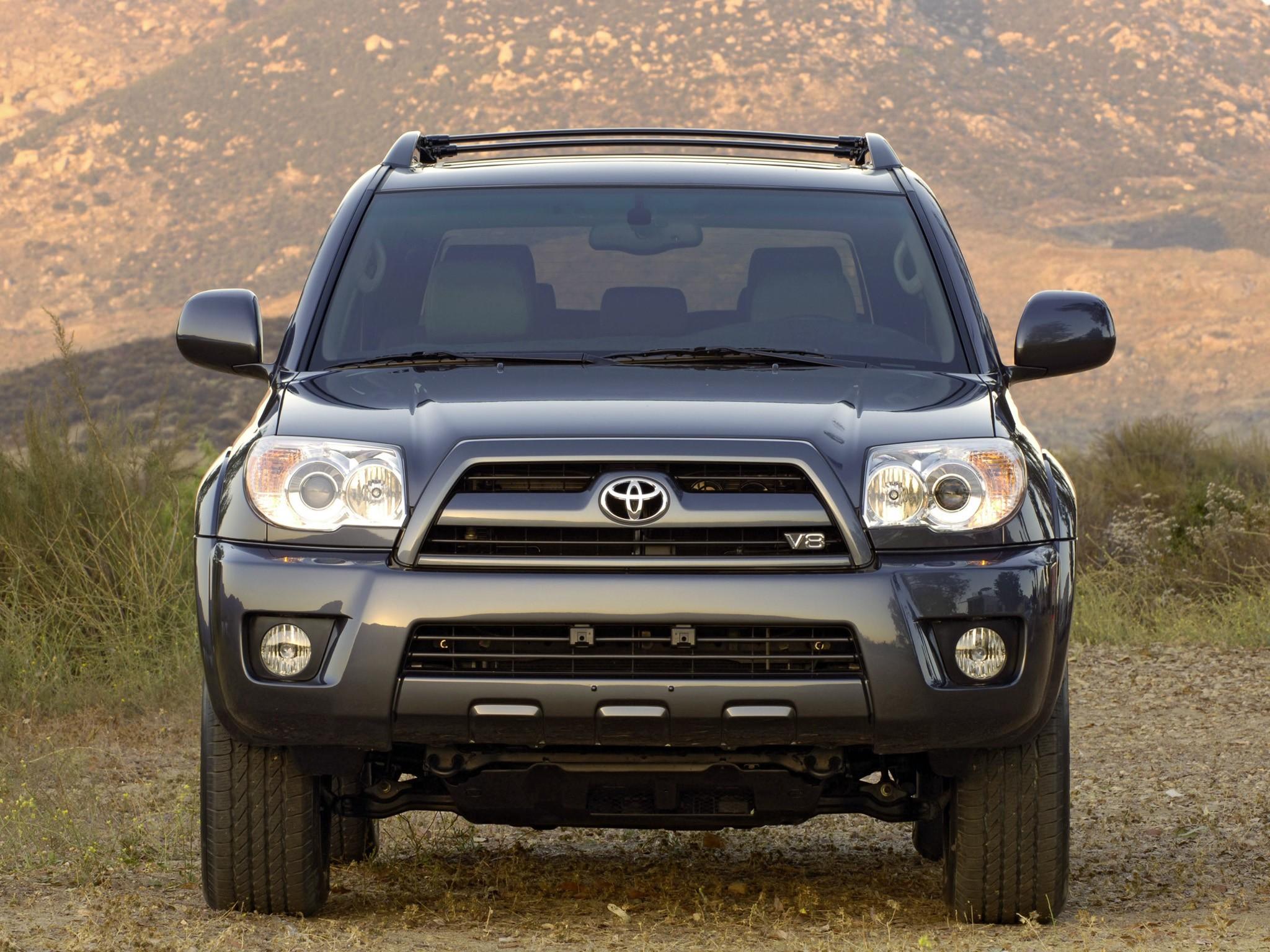toyota 4runner specs 2003 2004 2005 2006 2007 2008 2009 rh autoevolution com 2007 toyota 4runner manual 2007 toyota 4runner manual pdf