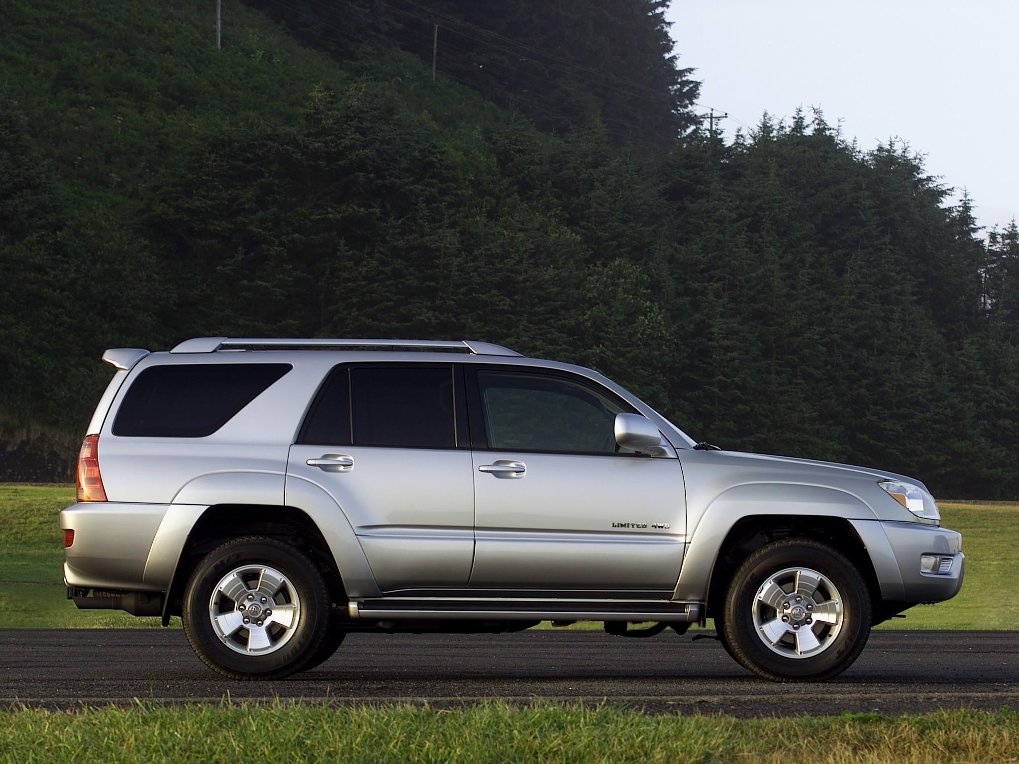 Toyota 4runner 2003 2004 2005 2006 2007 2008 2009