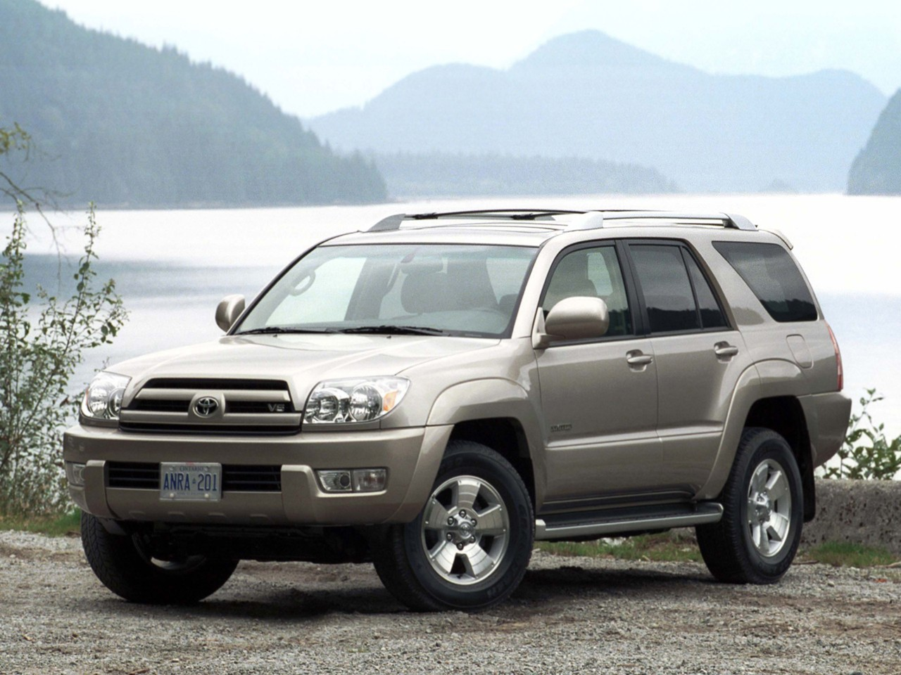 Toyota Runner on Toyota Land Cruiser Engine Hp