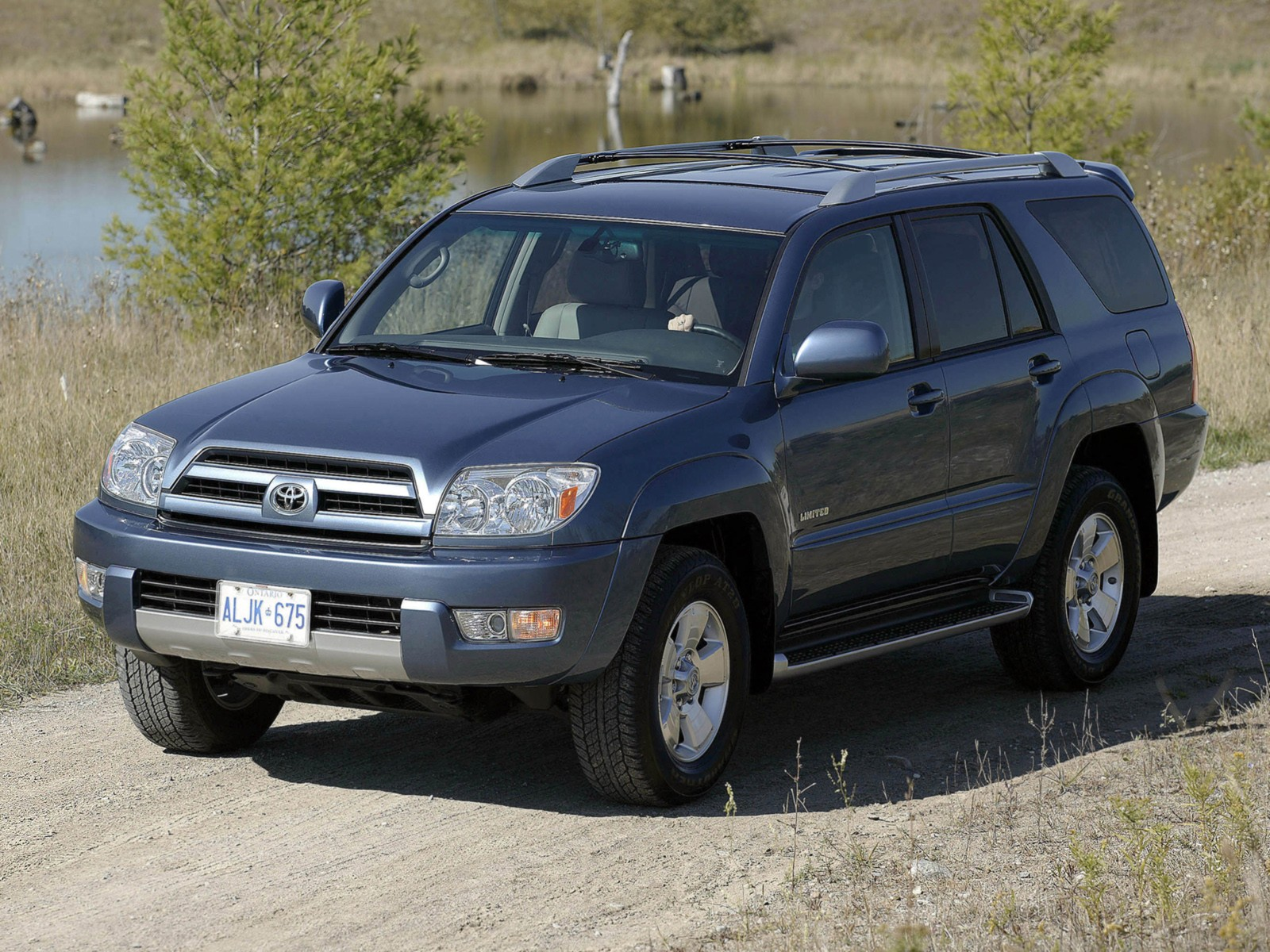 Toyota 4runner Specs Photos 2003 2004 2005 2006 2007 2008