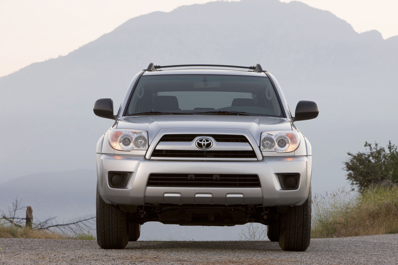 Toyota 4runner 2008 >> TOYOTA 4Runner - 2003, 2004, 2005, 2006, 2007, 2008, 2009 - autoevolution