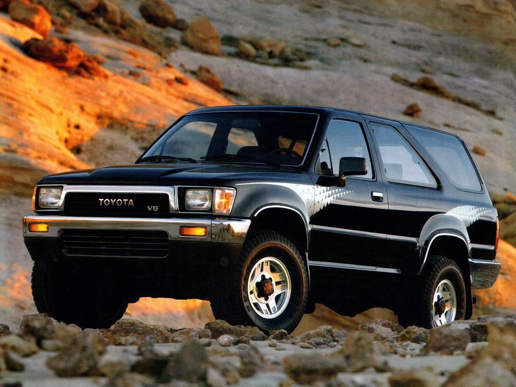 Tundra Trd Pro >> TOYOTA 4Runner specs & photos - 1990, 1991, 1992, 1993 ...