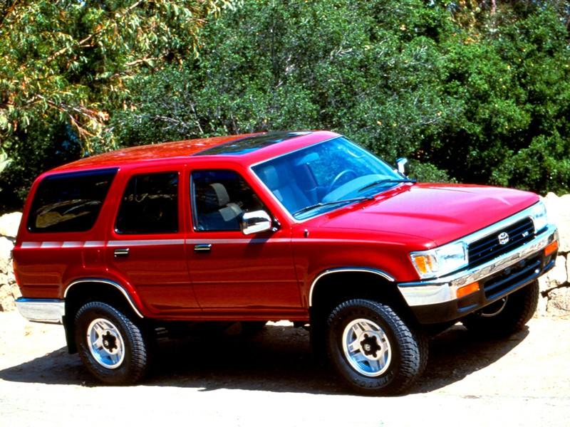Toyota 4runner 1990 1991 1992 1993 1994 1995