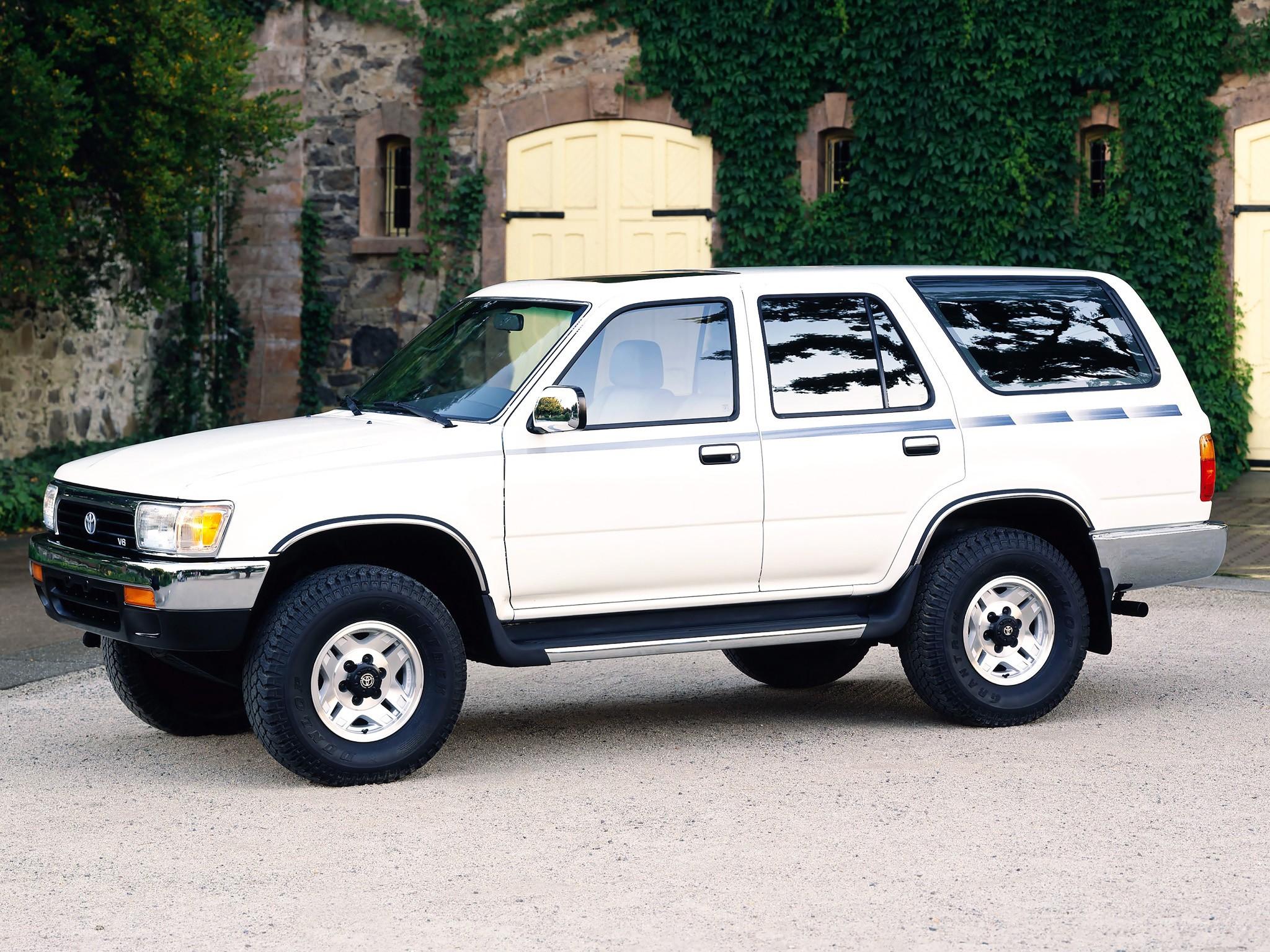 Toyota Runner on 1993 Toyota 4runner Engine 3 0