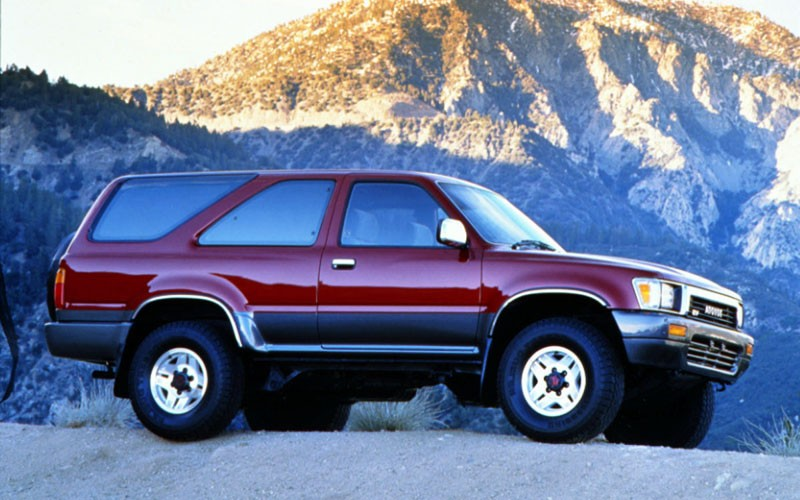 Toyota Runner on 1991 Toyota 3 0 Engine