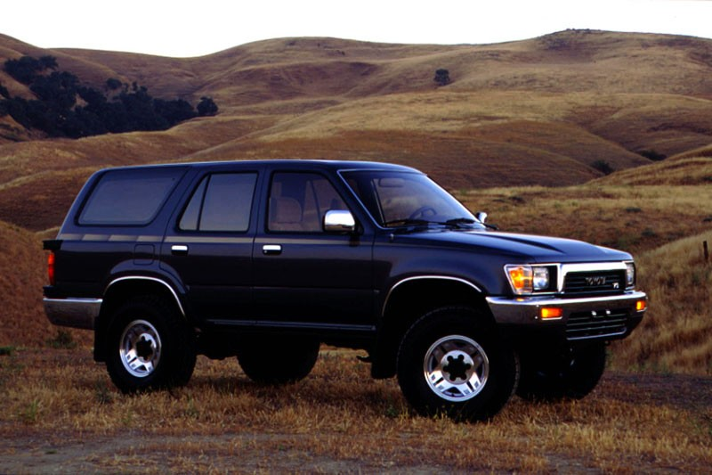 toyota 4runner specs photos 1990 1991 1992 1993 1994 1995 autoevolution toyota 4runner specs photos 1990