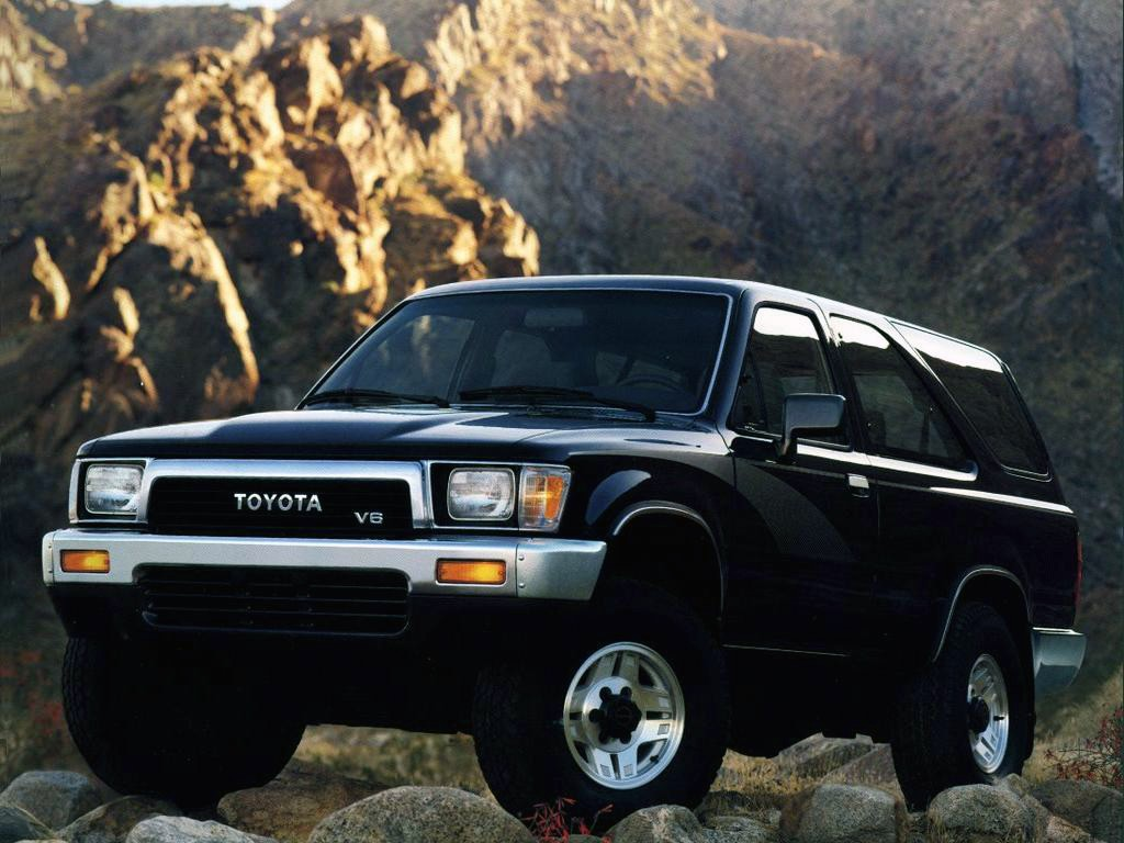 toyota 4runner specs 1990 1991 1992 1993 1994 1995 autoevolution. Black Bedroom Furniture Sets. Home Design Ideas
