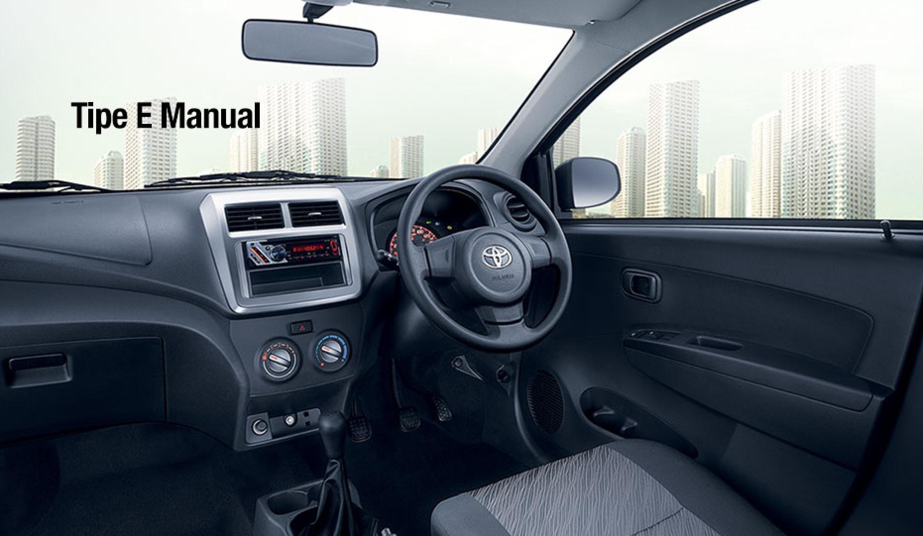 Toyota Agya Specs 2012 2013 2014 2015 2016 2017