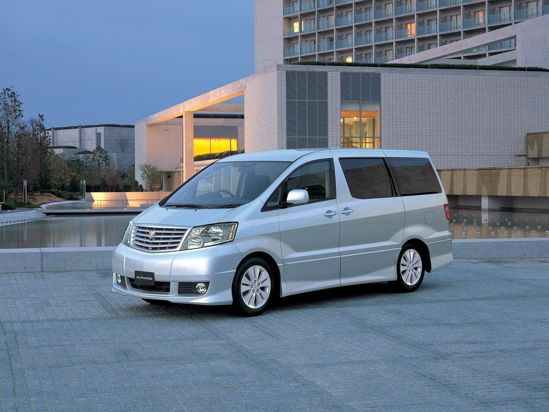 2002 toyota alphard fuel consumption. Black Bedroom Furniture Sets. Home Design Ideas