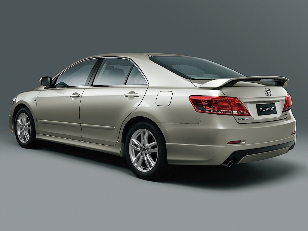 TOYOTA Aurion specs & photos - 2006, 2007, 2008, 2009 ...