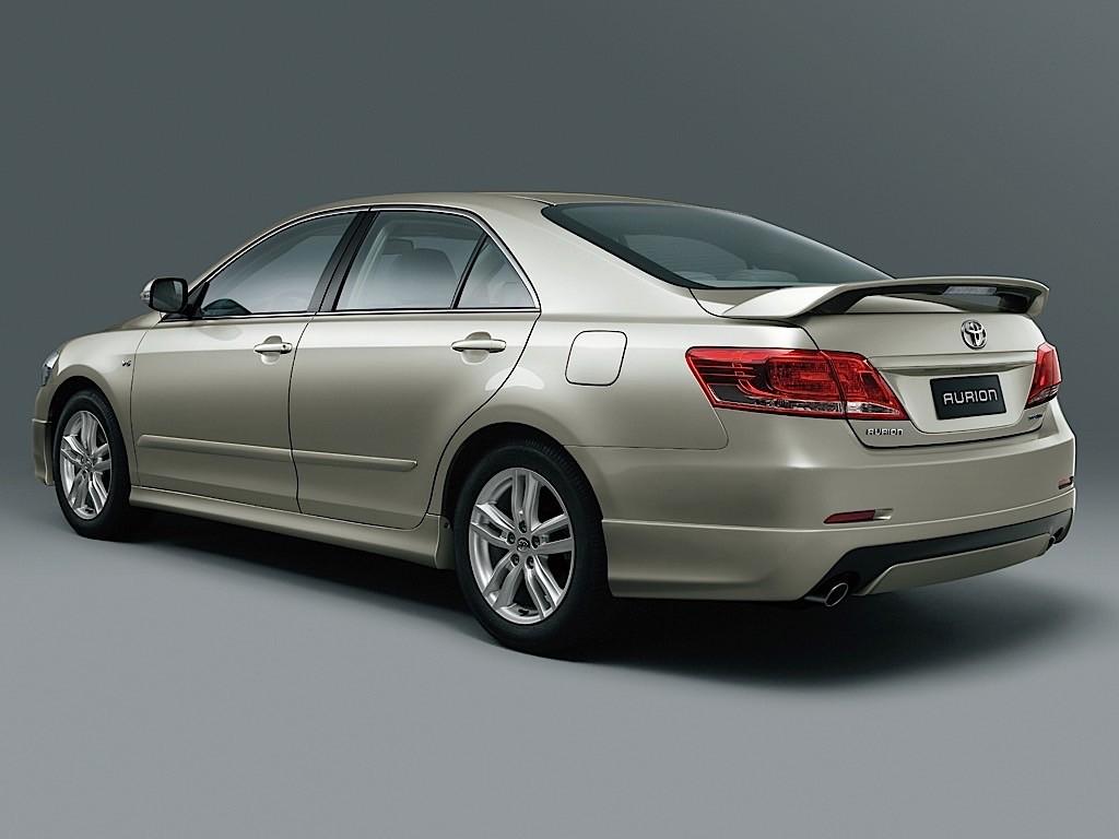 Toyota Aurion 2006 2007 2008 2009 2010 2011 2012