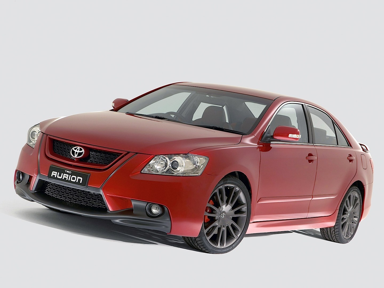 Toyota Supra Release >> TOYOTA Aurion specs & photos - 2006, 2007, 2008, 2009, 2010, 2011, 2012 - autoevolution