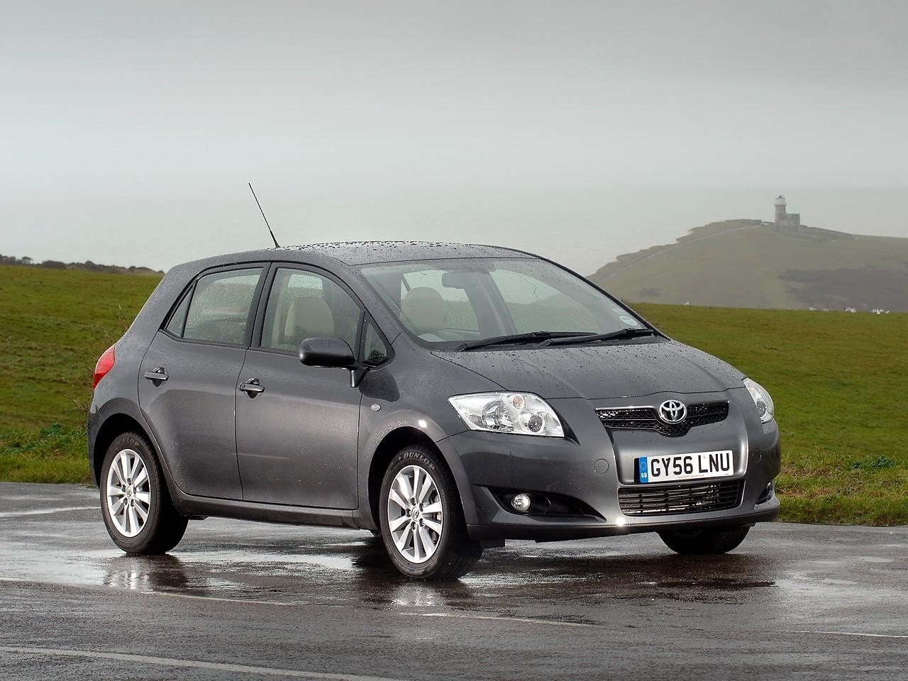 Toyota Corolla Evolution >> TOYOTA Auris 5 Doors - 2006, 2007, 2008, 2009, 2010 - autoevolution