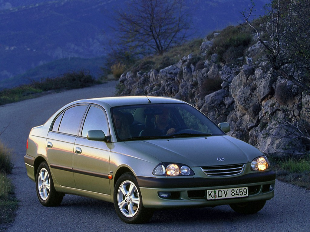 toyota avensis specs 1997 1998 1999 2000 autoevolution. Black Bedroom Furniture Sets. Home Design Ideas