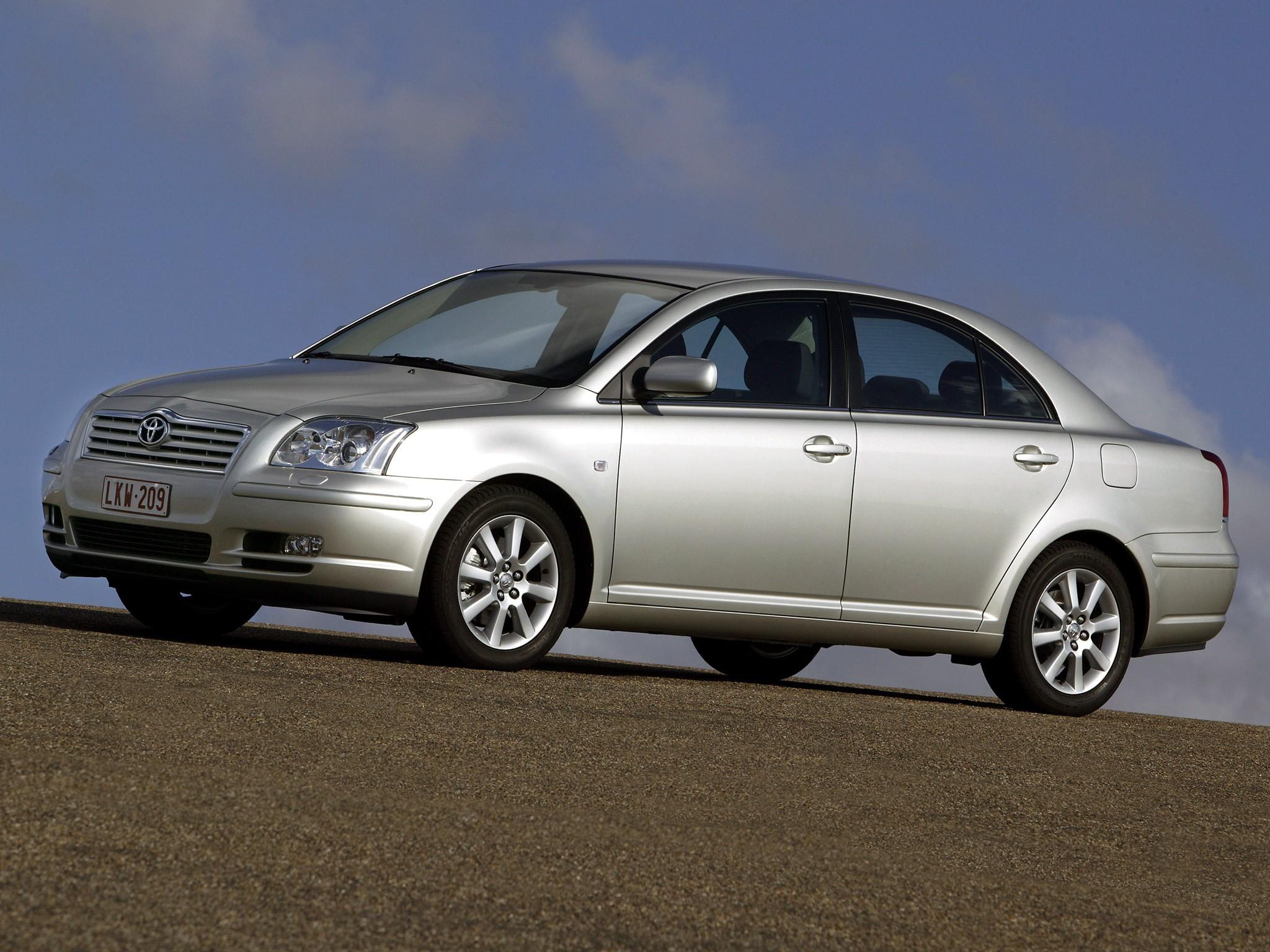 Toyota Caldina — Википедия