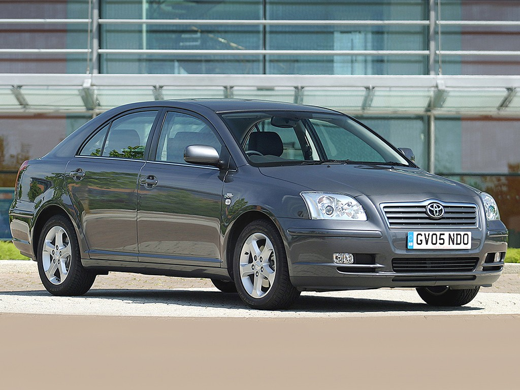 toyota avensis liftback specs 2003 2004 2005 2006 autoevolution. Black Bedroom Furniture Sets. Home Design Ideas