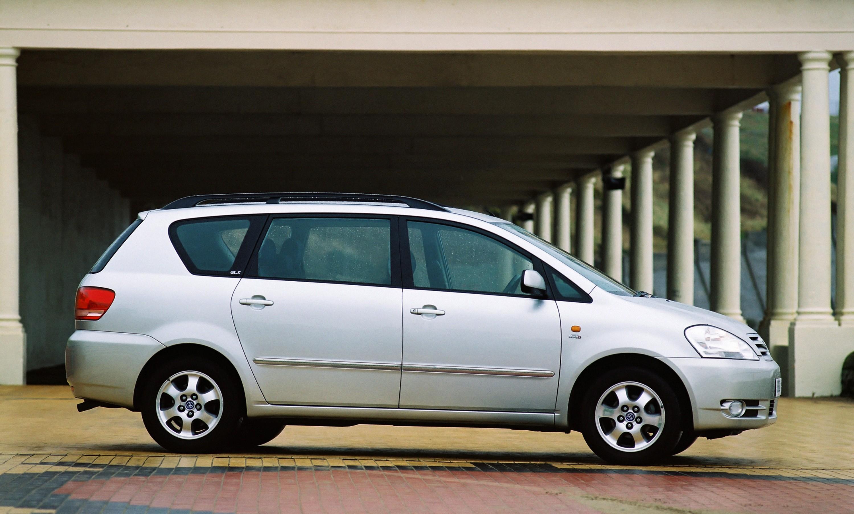 Руководство Пользователя Для Toyota Avensis Verso