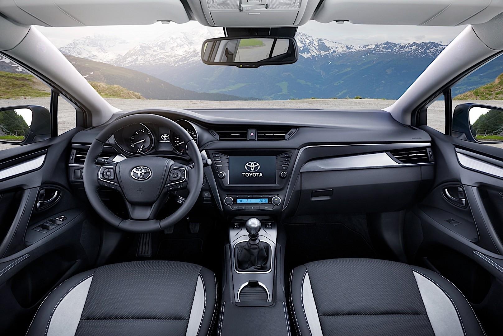Toyota Avensis Wagon 2017 Present