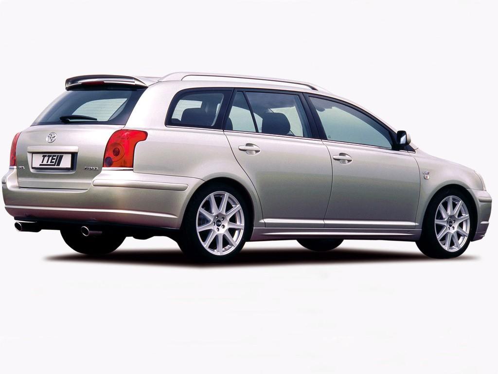 toyota avensis wagon 2003 2004 2005 2006 autoevolution. Black Bedroom Furniture Sets. Home Design Ideas