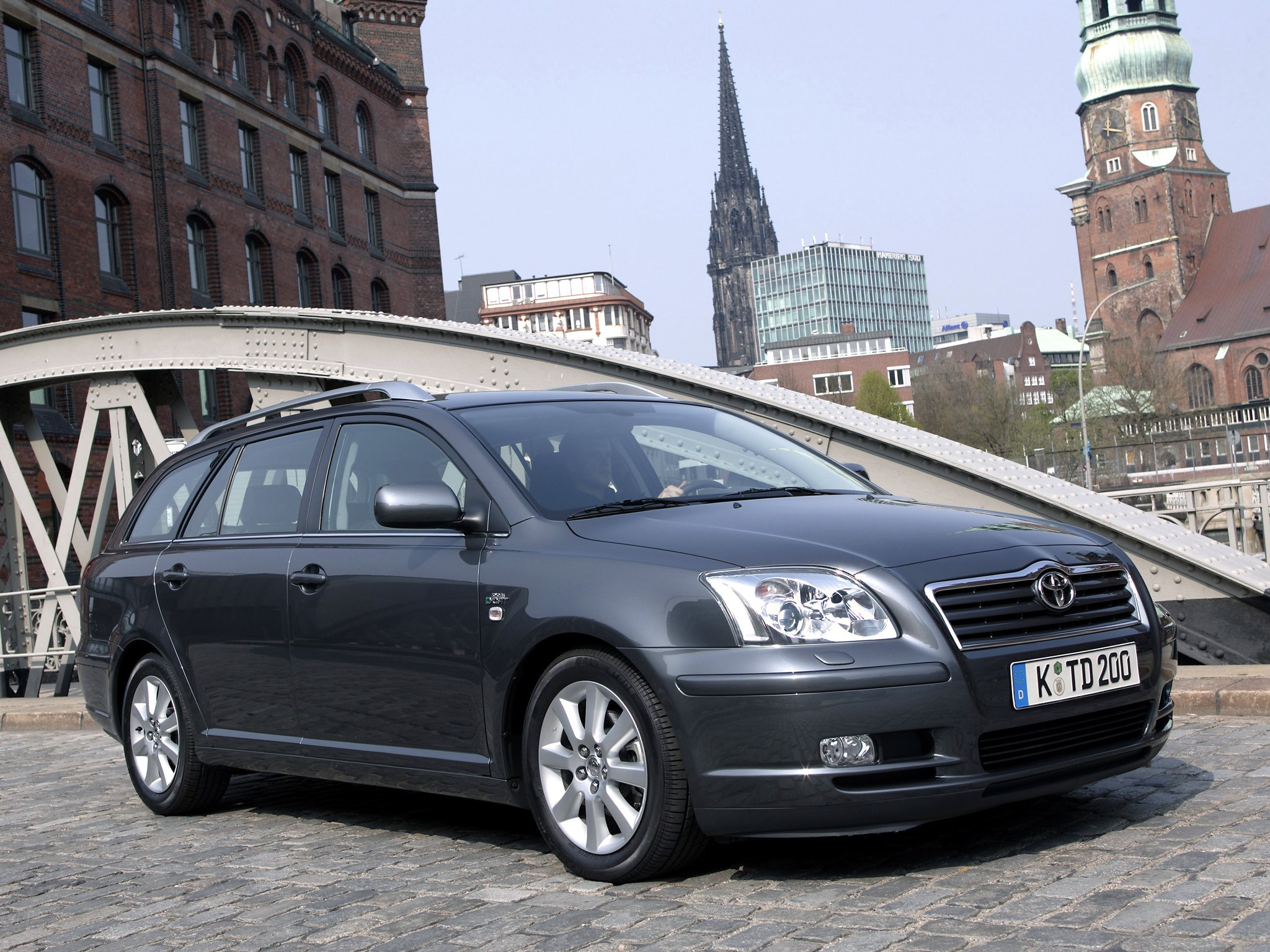 toyota avensis wagon specs 2003 2004 2005 2006 autoevolution. Black Bedroom Furniture Sets. Home Design Ideas