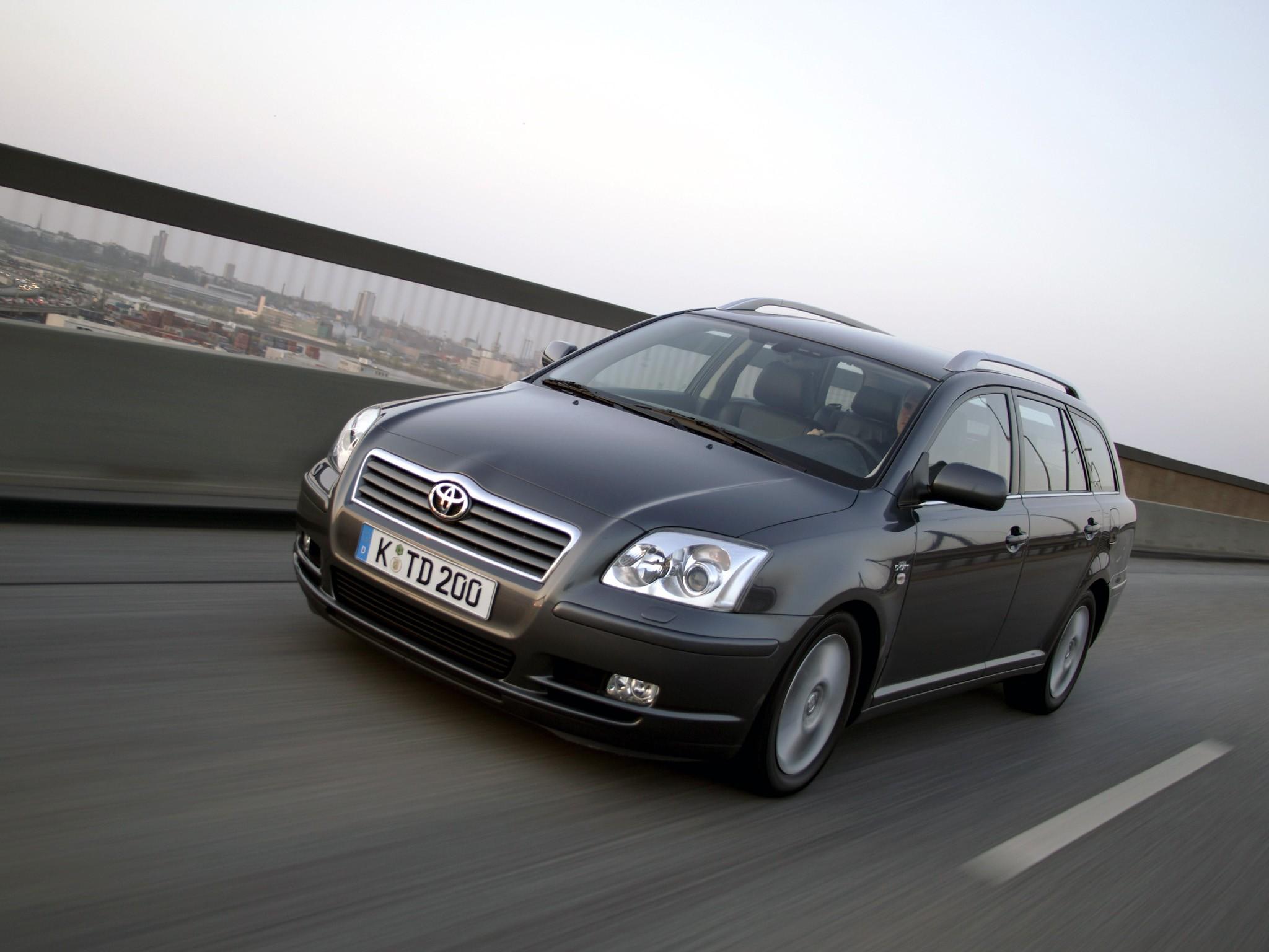 toyota avensis wagon specs - 2003, 2004, 2005, 2006 - autoevolution