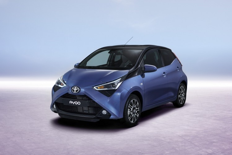 TOYOTA Aygo specs & photos - 2018, 2019 - autoevolution