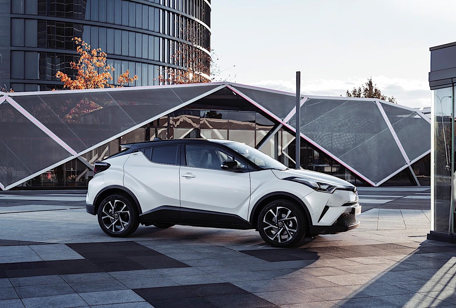 Toyota C Hr 2016 Present