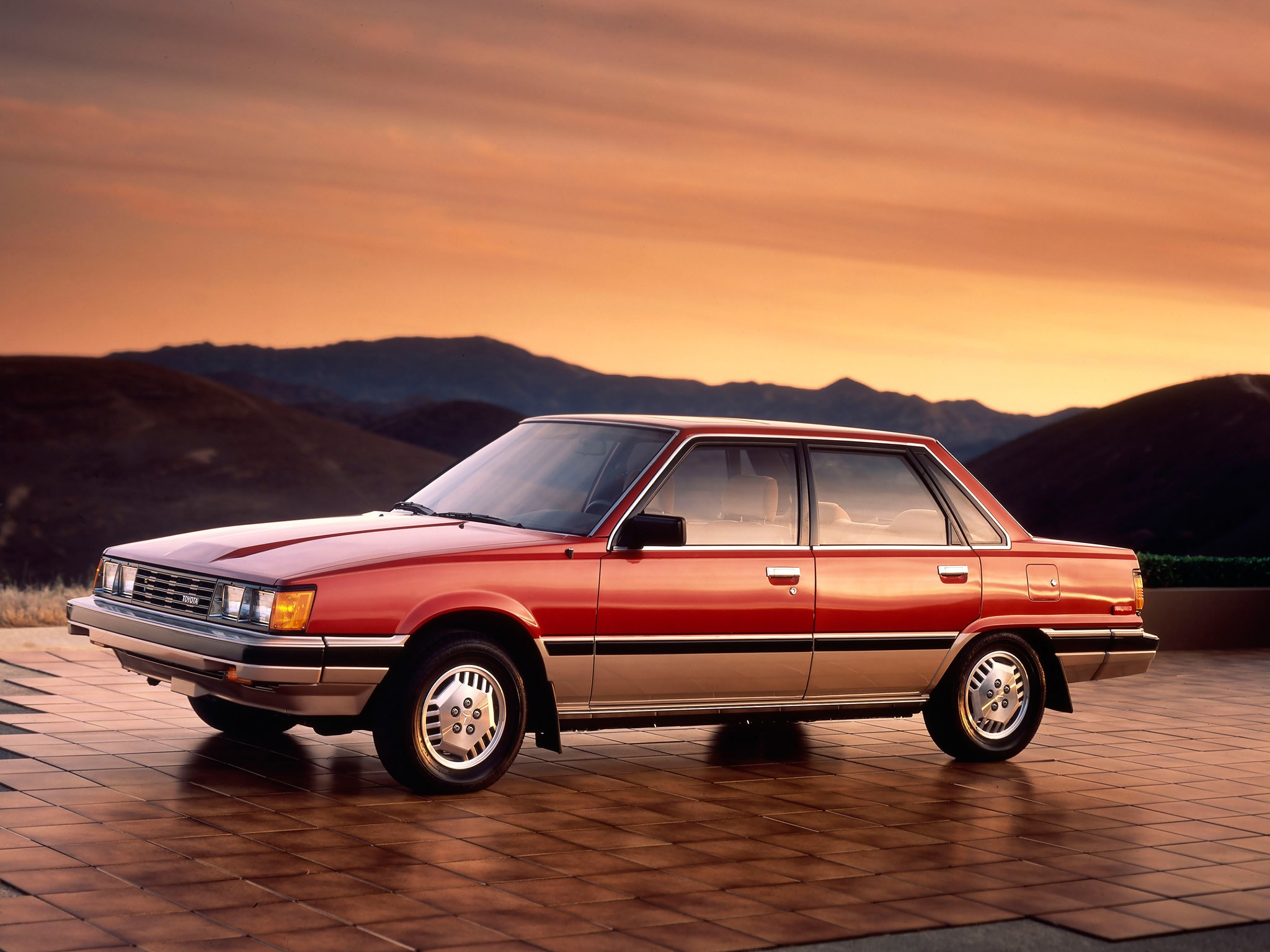 1984 Ford Mustang >> TOYOTA Camry specs & photos - 1983, 1984, 1985, 1986, 1987 ...